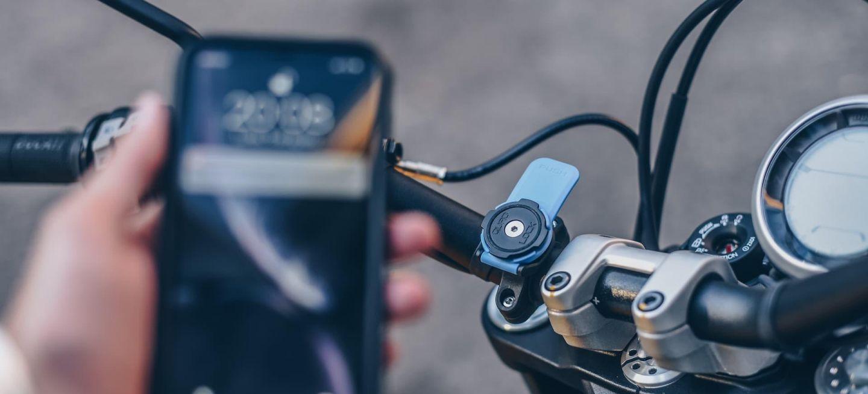 Ducati Scramber Quadlock Telefono Movil 2