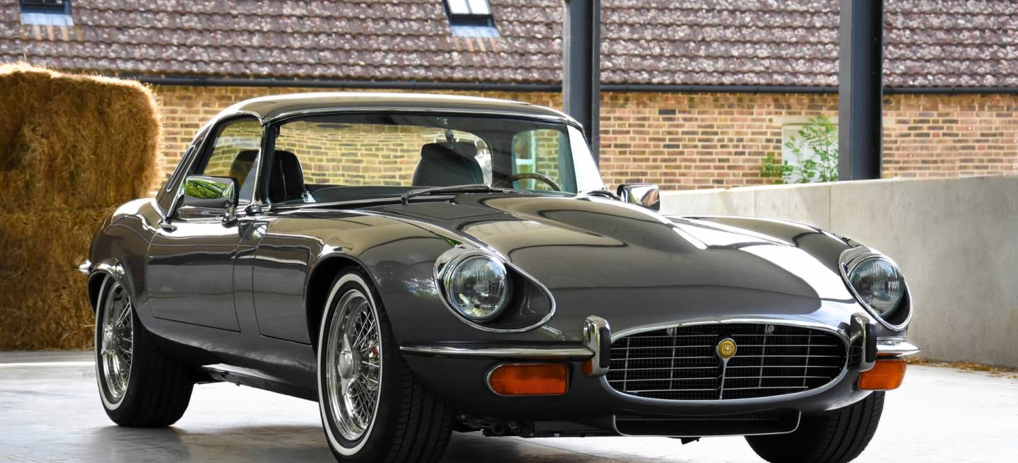 E Type Uk Jaguar S3 V12 6 1 4
