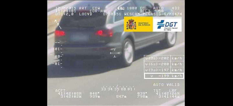 Exceso De Vlelocidad Radar Foto 2