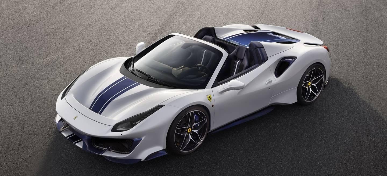 Ferrari 488 Pista Spider 0818 006