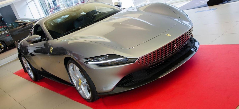 Ferrari Roma Presentacion Cds Dcd 0820 027