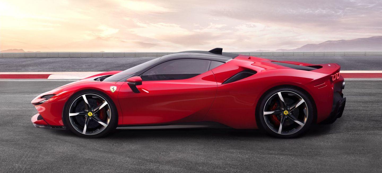 Ferrari Sf90 Stradale 2020 7