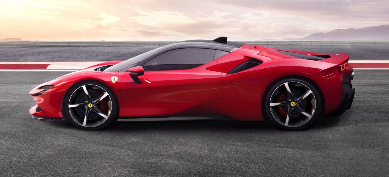 Ferrari P 2020