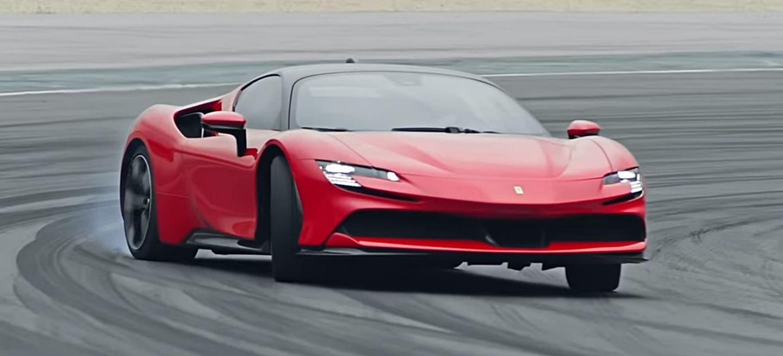 Ferrari Sf90 Stradale Video 0519 01