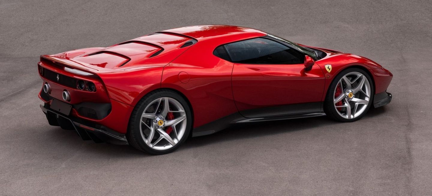 Ferrari Sp38 One Off 4
