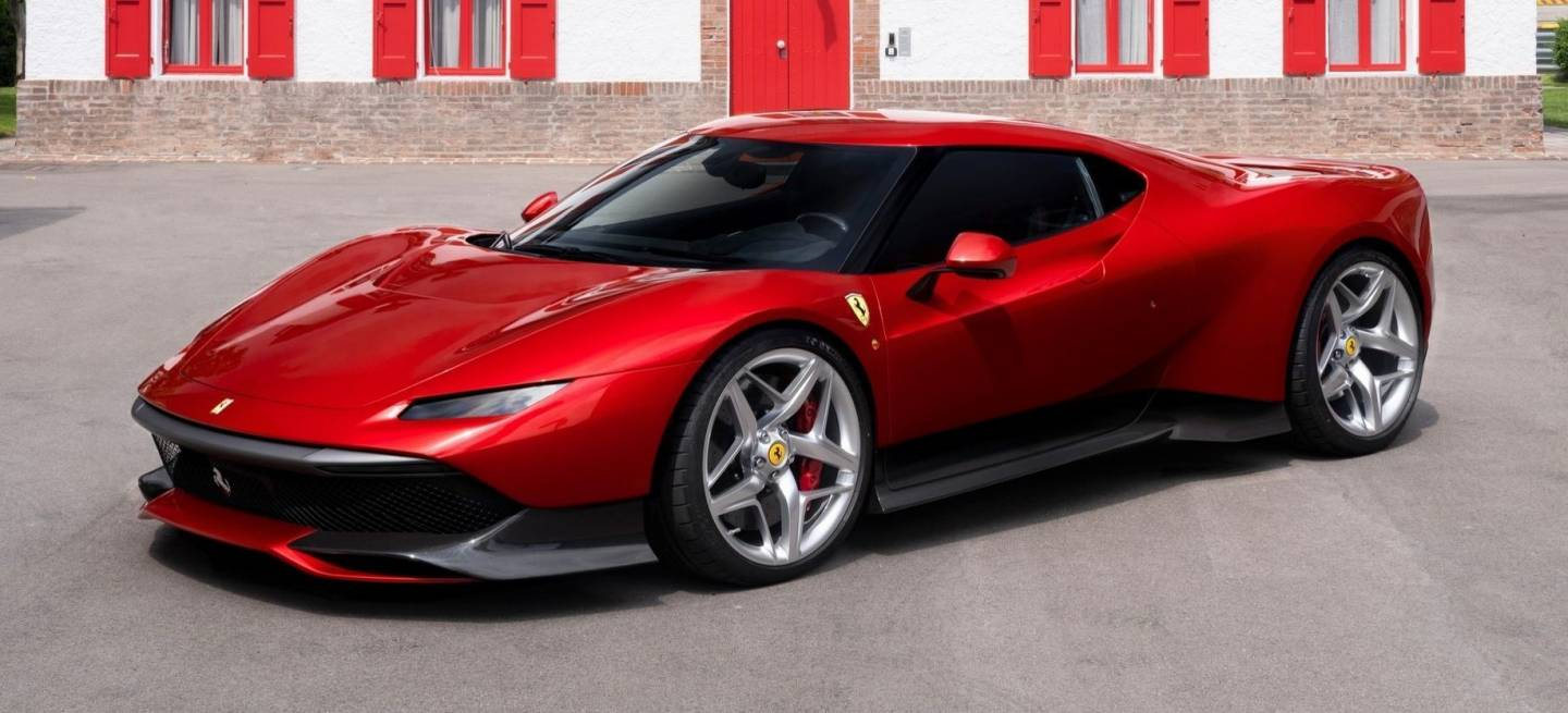Ferrari Sp38 One Off P