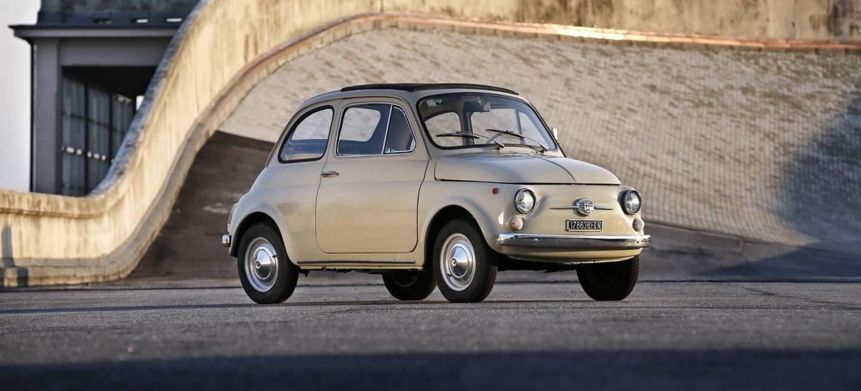Fiat 500 F Moma P