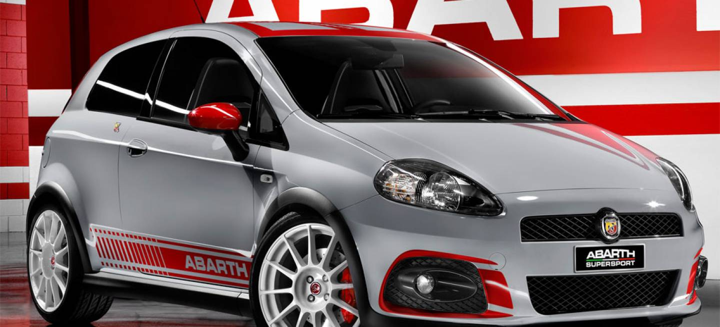 fiat grande punto abarth supersport diariomotor. Black Bedroom Furniture Sets. Home Design Ideas