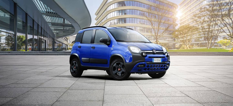 Fiat Panda Waze 2