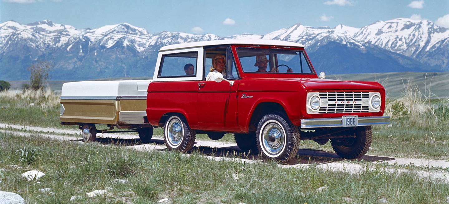 Ford Bronco 1966 1977