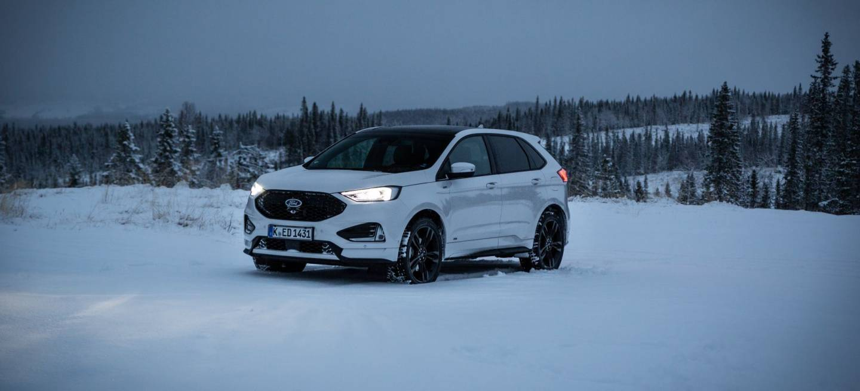 Ford Edge 2019 Prueba P