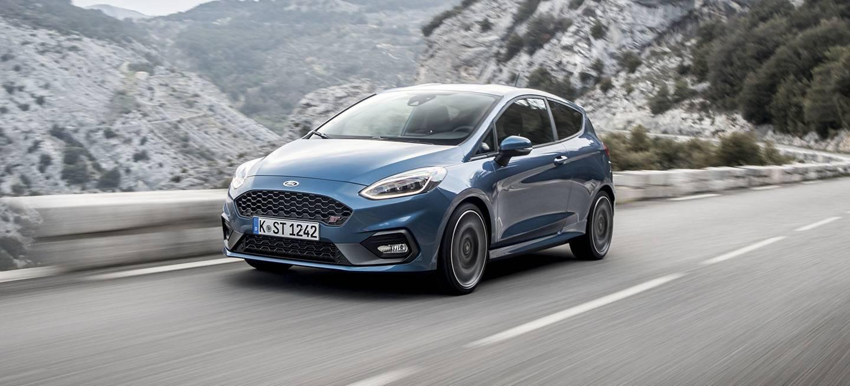 Ford Fiesta St 2018 Performance