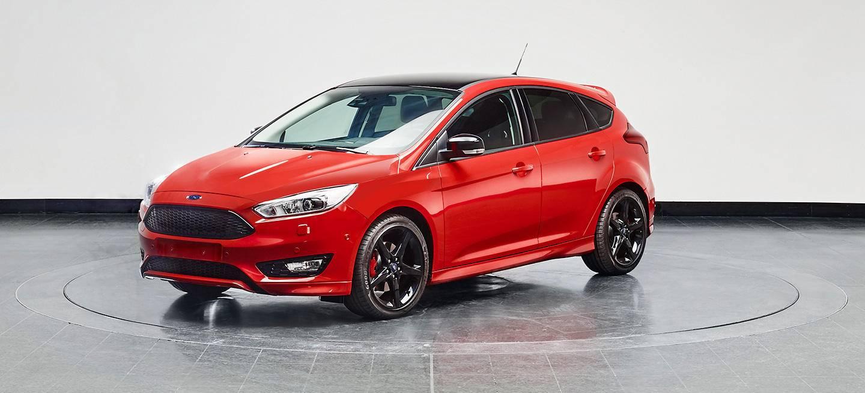 Ford Focus 2017 Rojo