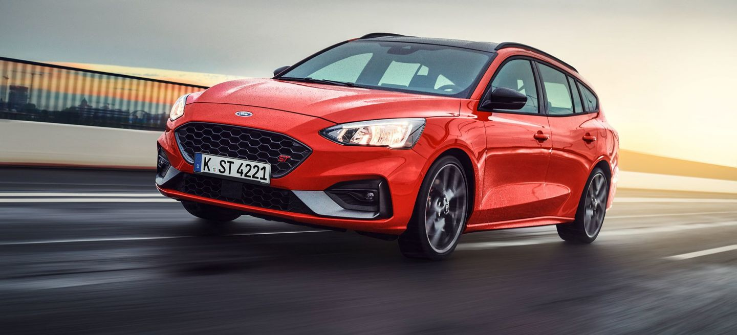 Ford Focus St Sportbreak 2019 11