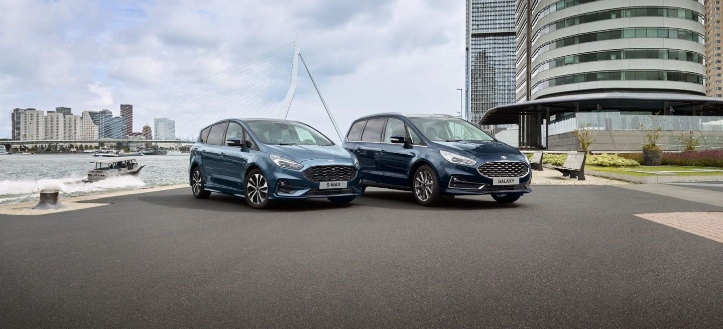 2019 Ford Galaxy & 2019 Ford S Max