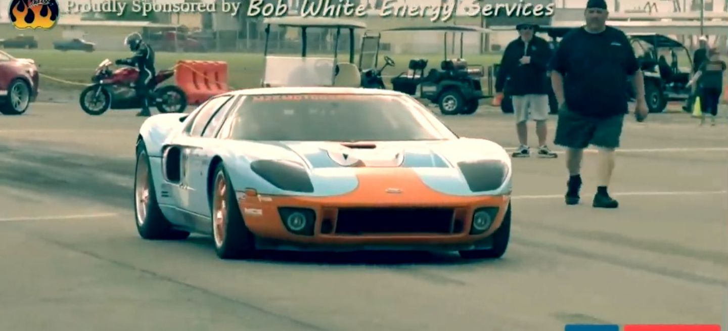 Ford Gt Record