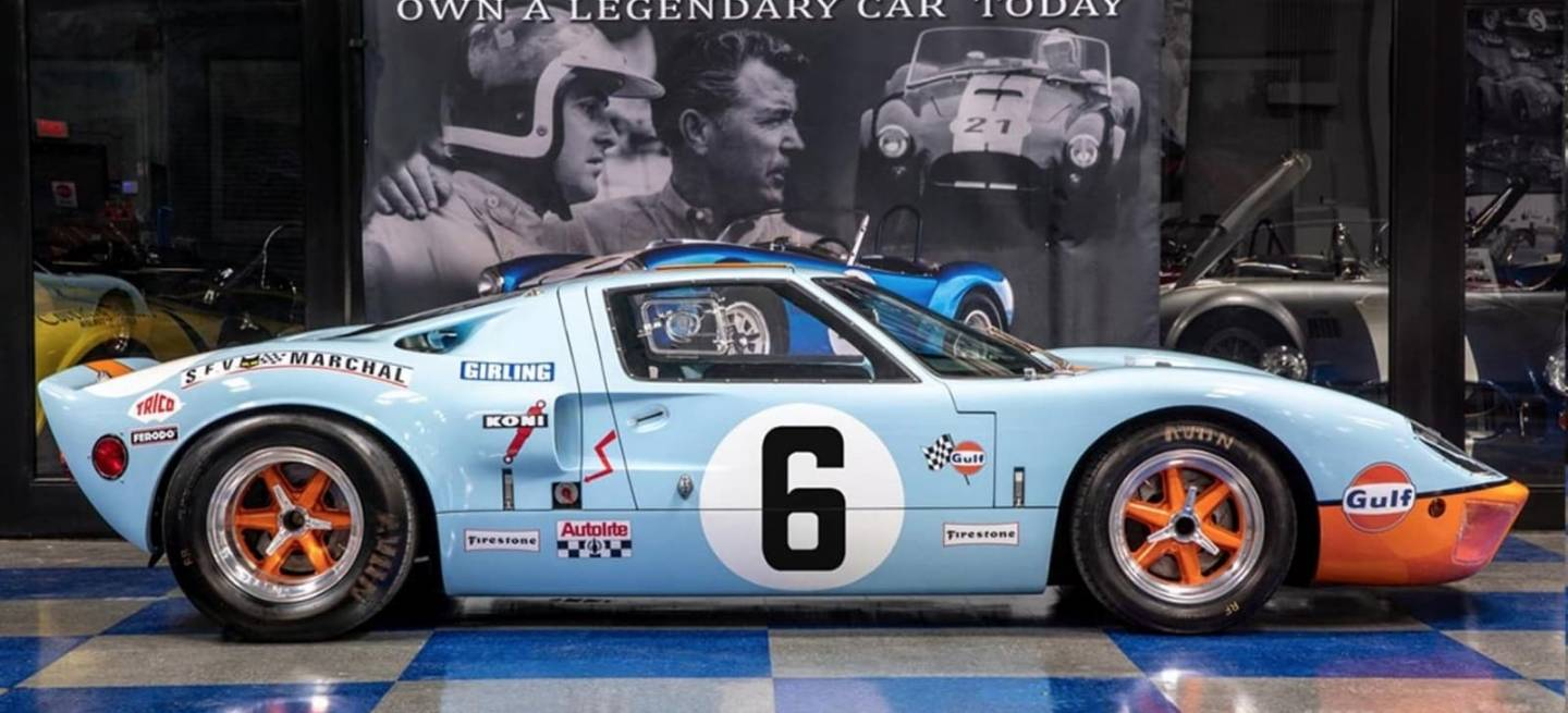 Ford Gt40 Superformance 0119 001