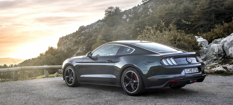 Ford Mustang Bullitt 2018 1018 011
