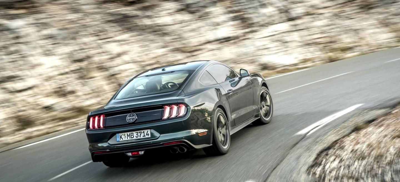 Ford Mustang Bullitt 2018 1018 043