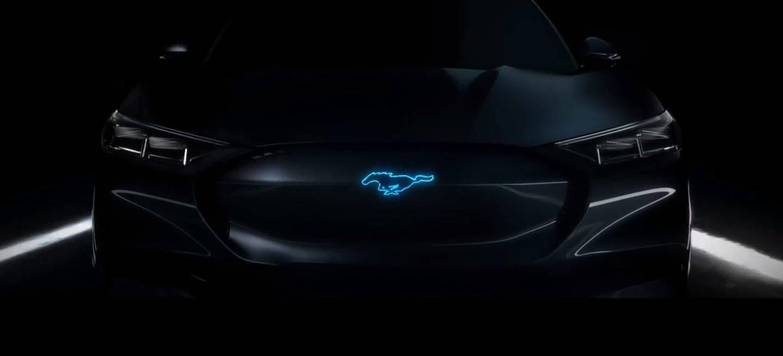 Ford Mustang Mach 1 Futuro