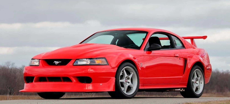 Ford Mustang Svt Conbra R 2020 Precio 1