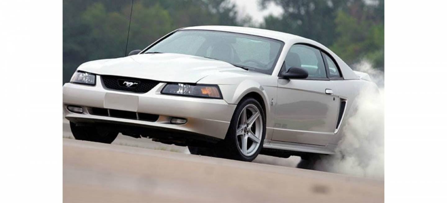 Ford Mustang V10 Video