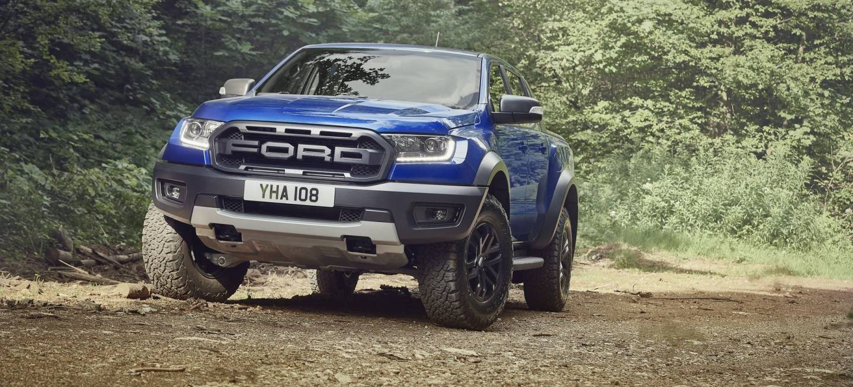 Ford Ranger 2019 Raptor P