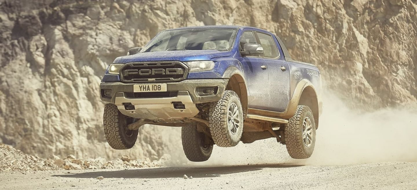 Ford Ranger Raptor 2019 0119 017