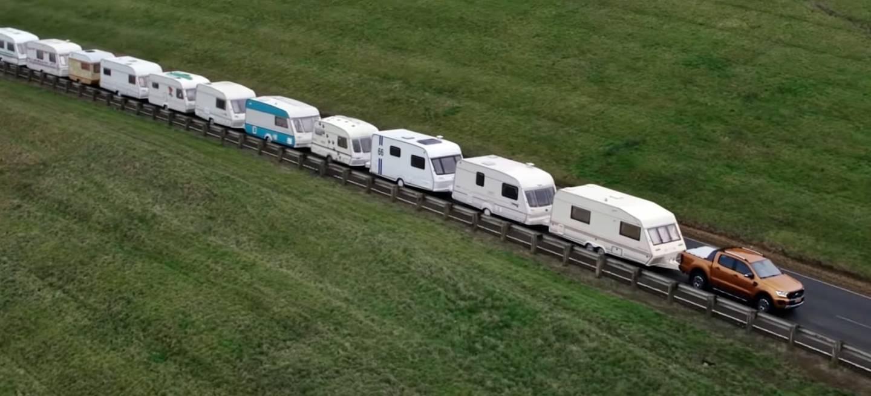Ford Ranger Remolque Caravana 0119 01