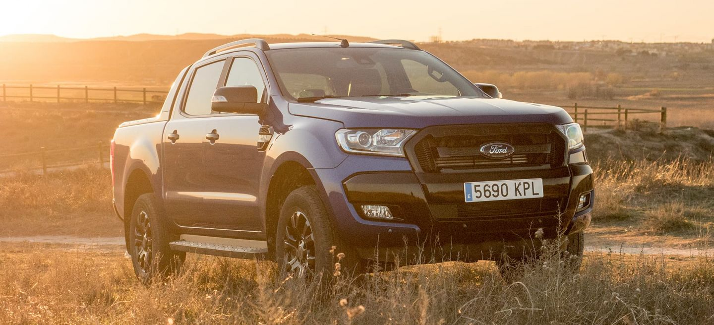 Ford Ranger Wildtrak Frontal 00015
