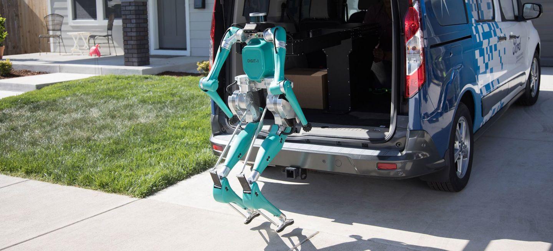 Ford Robot Coche Autonomo 09