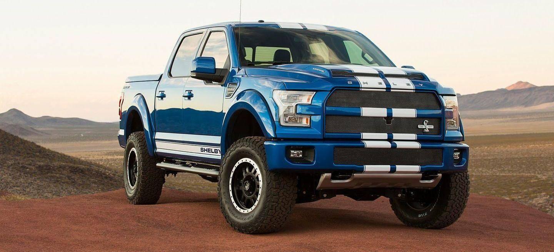 Ford Cobra Truck 2017 >> Si no quieres esperar a la Ford F-150 Raptor, Shelby tiene ...