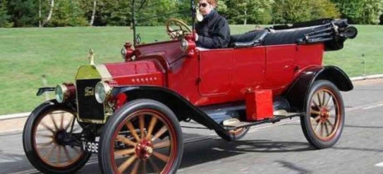Cu nto consume un ford model t de 1915 diariomotor for Cuanto consume un deshumidificador