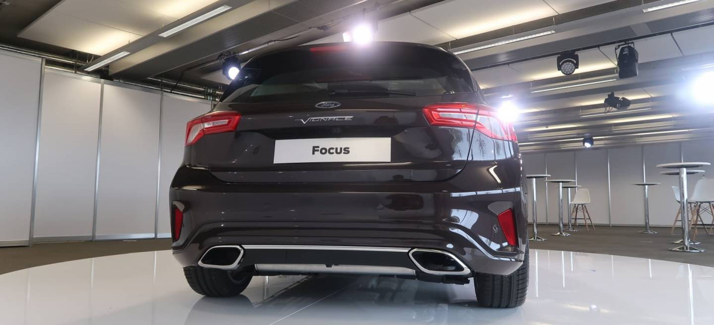 Ford Focus 2018 Escape Dm 1
