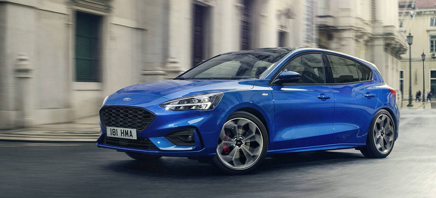 Ford Focus 2018 St Line 01