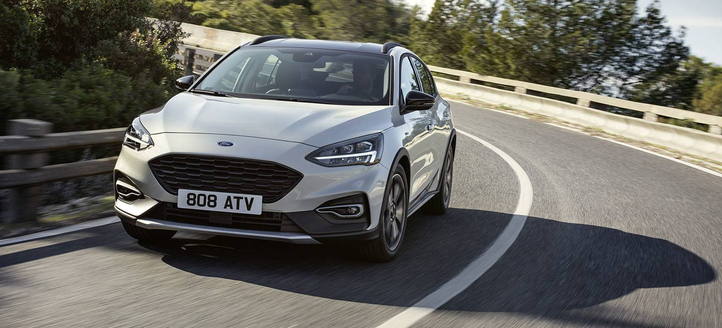 Ford Focus Active 2018 21