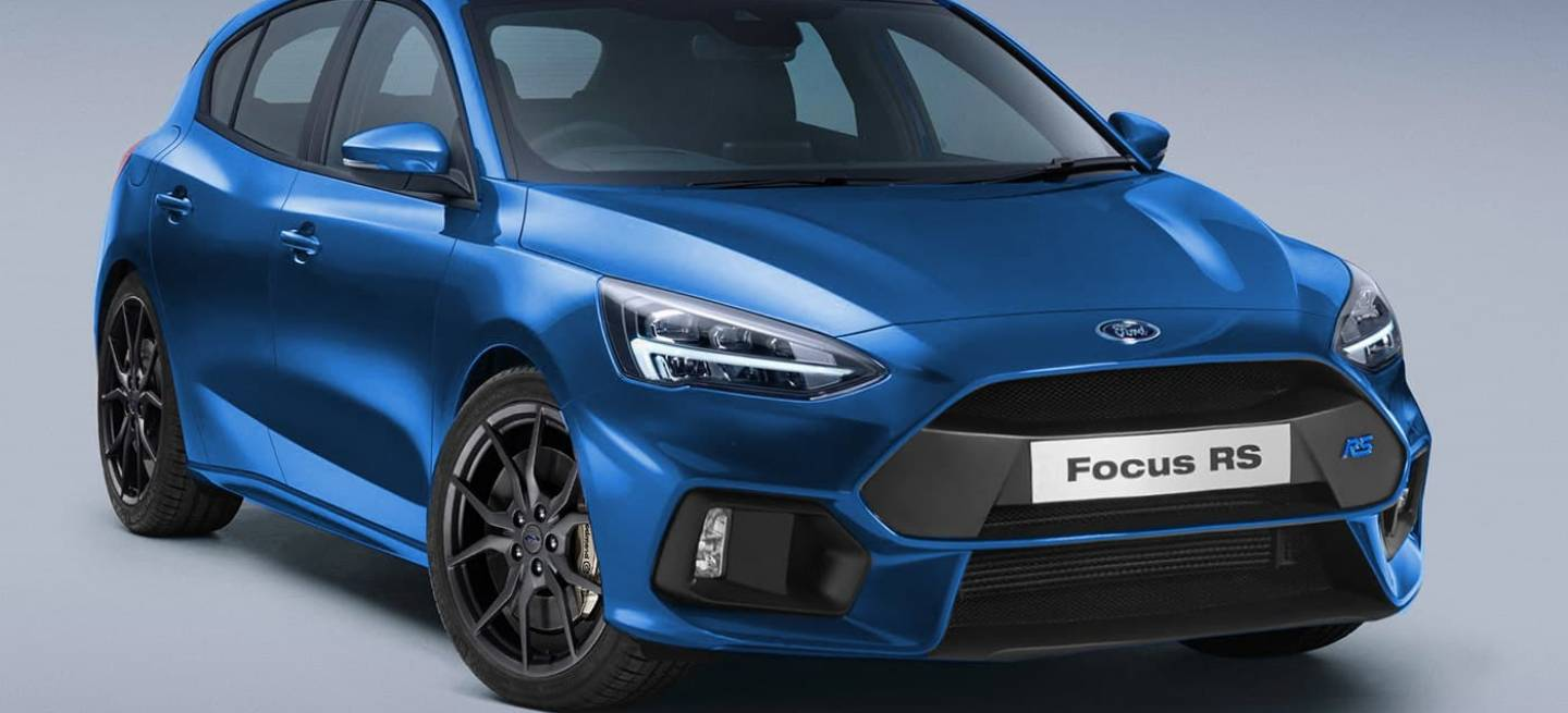 Ford Focus Rs Recreacion 2020 Dm 1
