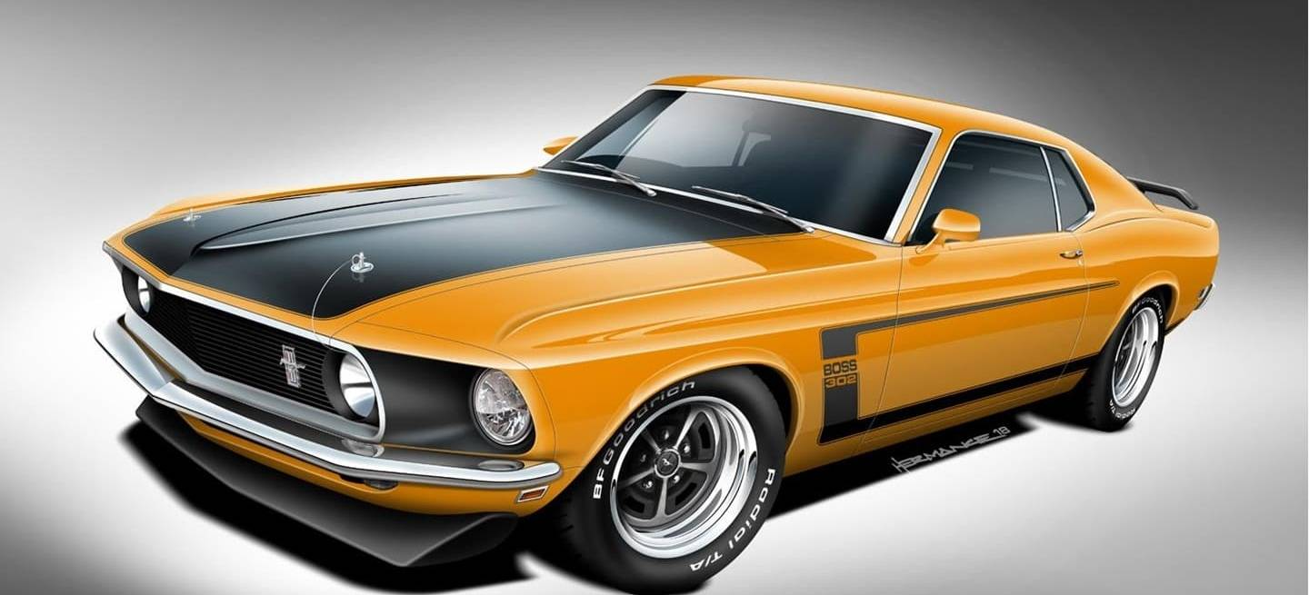 Ford Mustang Restomod Classic Recreations 0418 03