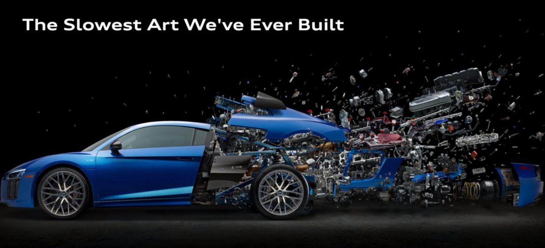 Foto Audi R8 Fabian