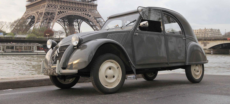 Francia Citroen 2cv