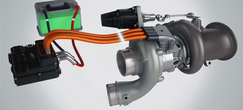 Garrett Electric Turbo
