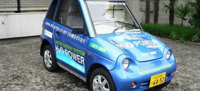 El primer coche cuyo combustible es únicamente agua - Diariomotor