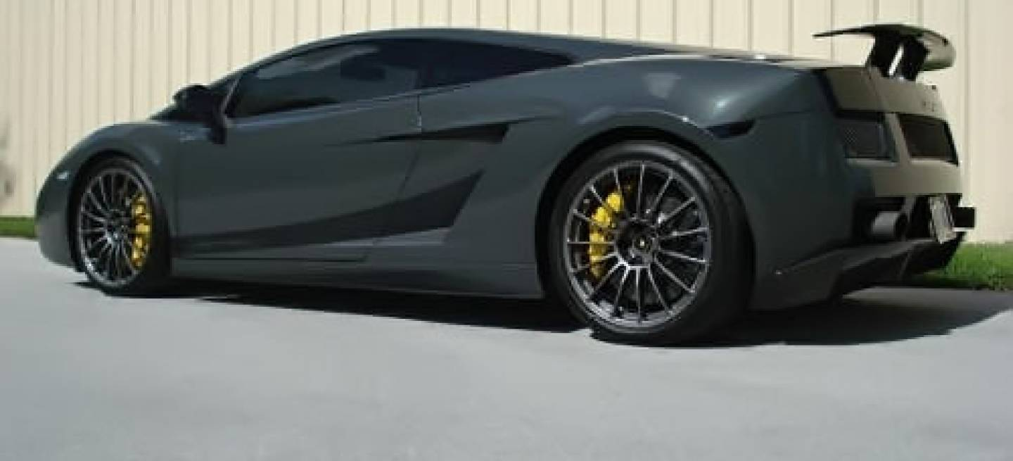 Lamborghini Gallardo Superleggera Biturbo By Heffner Performance