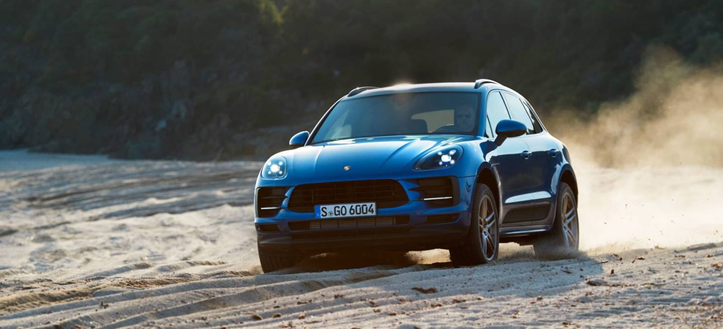 High Macan 2018 Porsche Ag 6