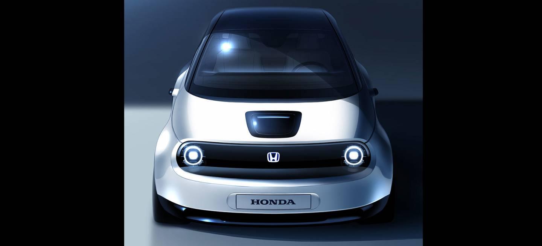 Honda Avance Coche Electrico