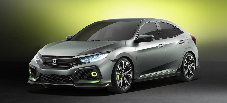 El nuevo Honda Civic 2017 sale del cascarón! Será turbo, más ...