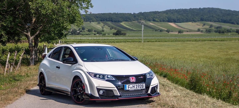 ¡Llega el turbo a Honda! Probamos el Honda Civic Type R ...