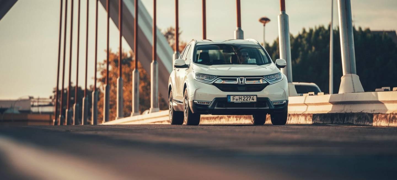 Honda Cr V Hibrido 2019 P