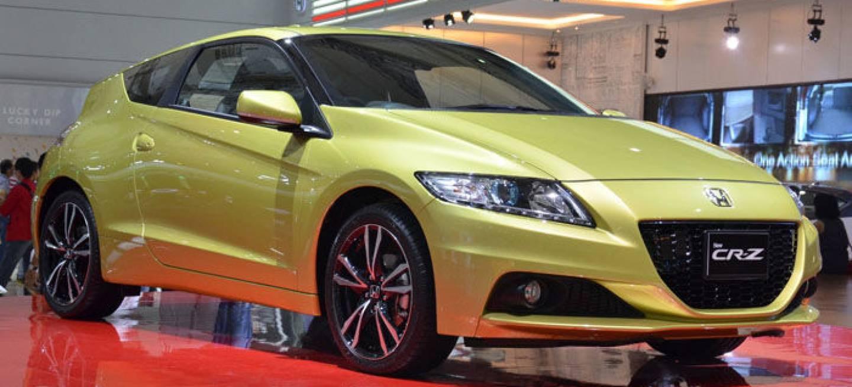 2021 Honda Crz Speed Test