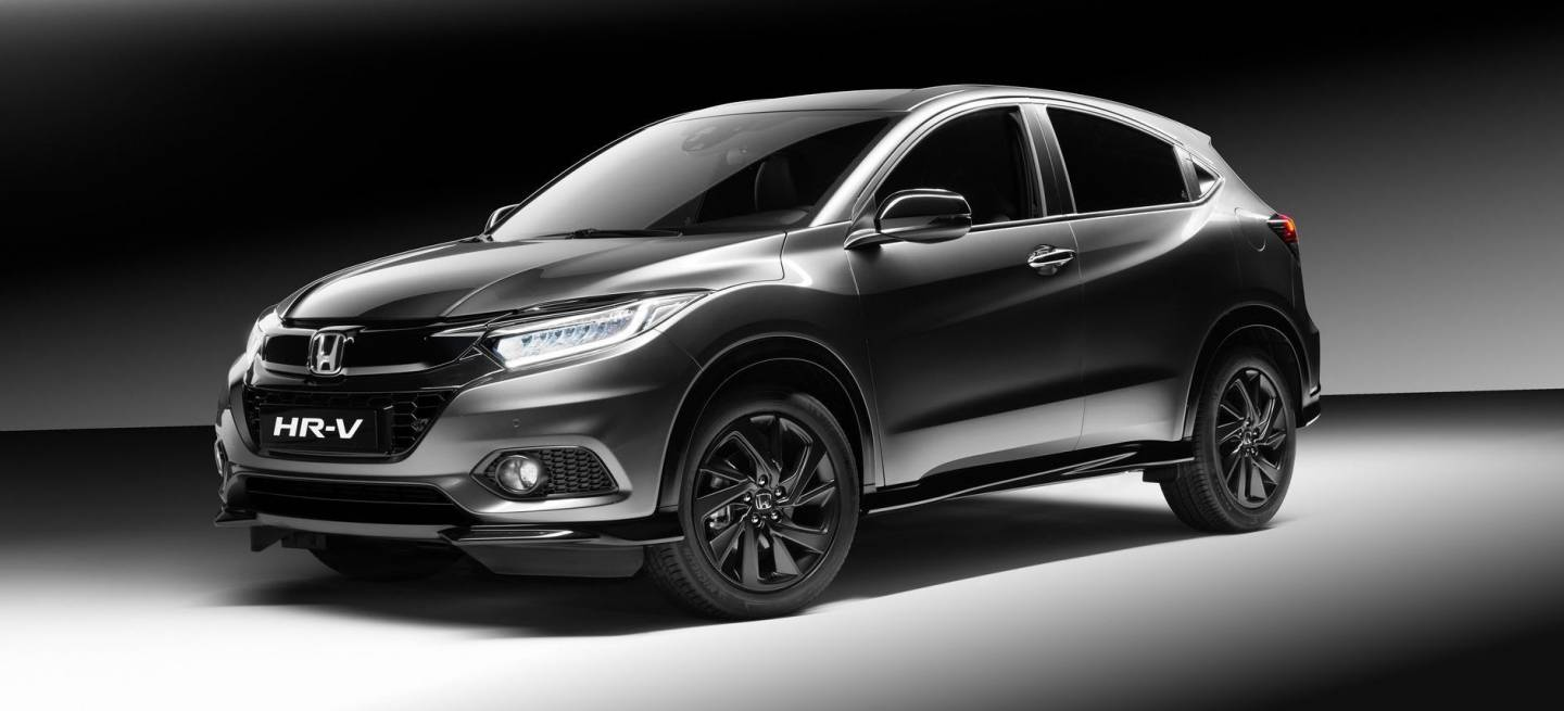 Honda Announces New Hr V Sport With 1.5 Vtec Turbo Engine